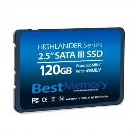 SSD 120GB SATA III - BEST MEMORY