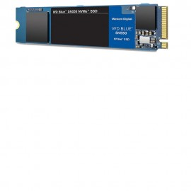 SSD 250GB BLUE NVME M2 PCIE 2400MB/S LEITURA - WD